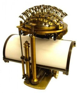 Nietzsches-typewriter-Malling-Hansen-Writing-ball-model-1878-248x300